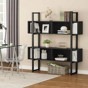 Frith Geometric Bookcase