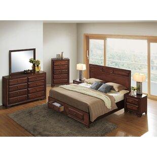 Beagan Platform Bedroom Set by Winston Porter #1