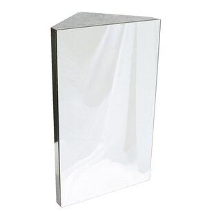 Linden 30cm X 50cm Corner Mount Mirror Cabinet By Belfry Bathroom