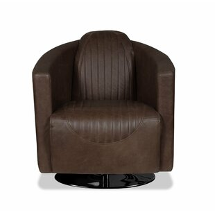 Boutwell Swivel Barrel Chair