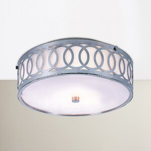 Homedale 4-Light Flush Mount