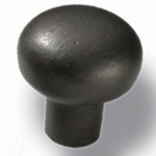 Heritage Mushroom Knob by Hamilton Sinkler