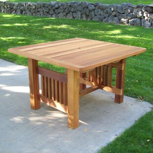 Cabbage Hill Solid Wood Dining Table by W..