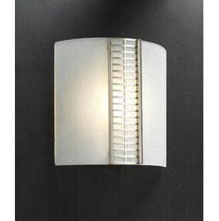 Find for Metz 1-Light Wall Sconce By Orren Ellis