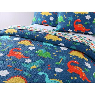 Broseley Reversible Quilt Set