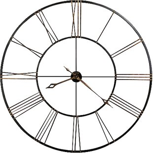 Oversized 49 Postema Wall Clock by Howard Miller?