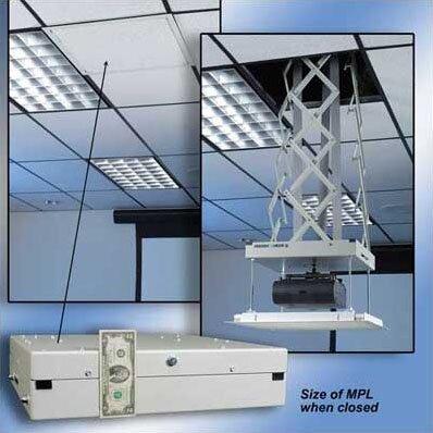 1369a0921a1539 Draper Micro Projector Lift | Wayfair