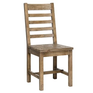 Gertrude Solid Wood Dining Chair (Set of ..