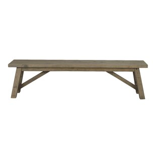 Lithonia Wood Bench By Alpen Home