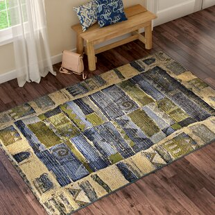 Jamie Blue Indoor/Outdoor Area Rug