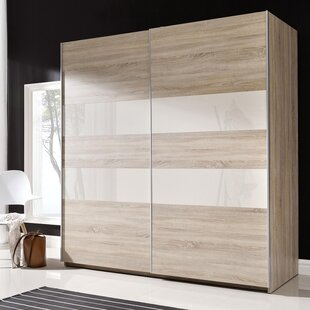 Milva 2 Door Sliding Wardrobe By Selsey Living
