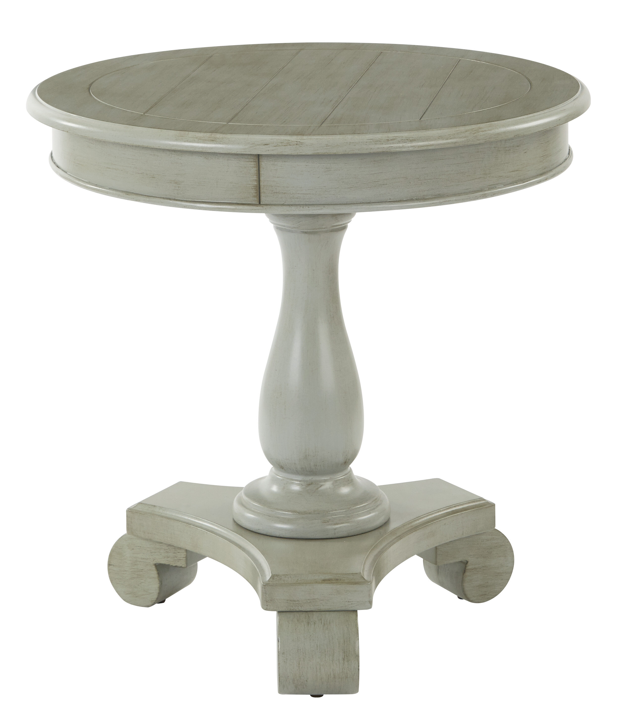 Grey Silver End Side Tables You Ll Love In 2021 Wayfair