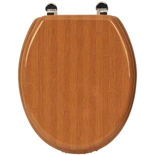 Evideco Elongated Toilet Seat