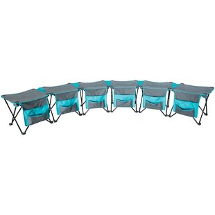 Freeport Park Stiles 6-Person Curved Fold..