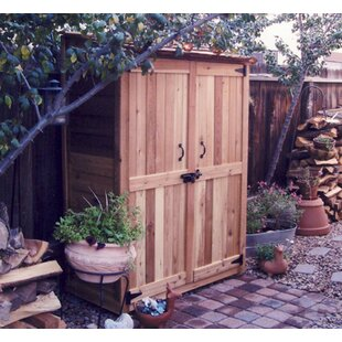 Garden Chalet 4 Ft. W X 2 Ft. D Wooden Lean-To Tool Shed By Outdoor Living Today