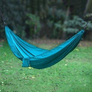 Dian Rahmawati Parachute Nylon Camping Hammock by Novica