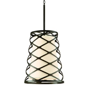Troy Lighting Helix 4-Light Cone Pendant