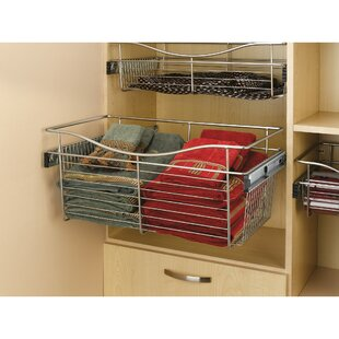 Compare Deep Pull-Out 24W x 11H Drawer By Rev-A-Shelf