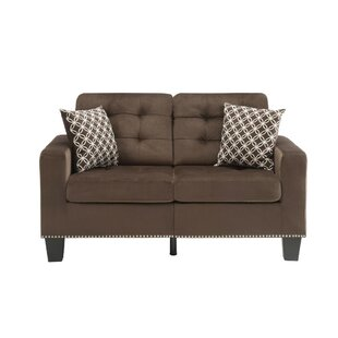 Best Price Virgilina Loveseat by Winston Porter Reviews (2019) & Buyer's Guide
