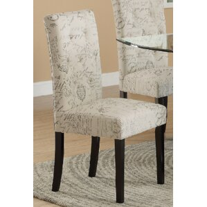 Julia Side Chair (Set of 2) by A&J Homes Studio