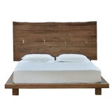 Sandiford Queen Platform Bed by Union Rustic