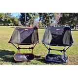 Ultralight Folding Camping Chair (Set of 2)
