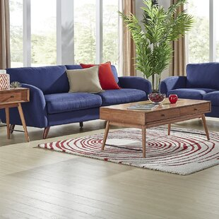 Compare prices Andersen 2 Piece Coffee Table Set ByMercury Row