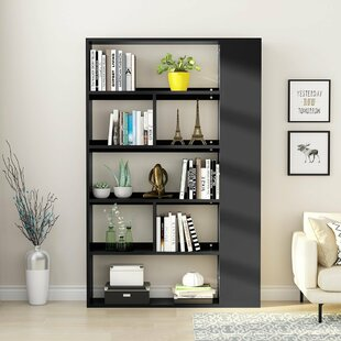 Frisbee Cube Bookcase by Ebern Designs