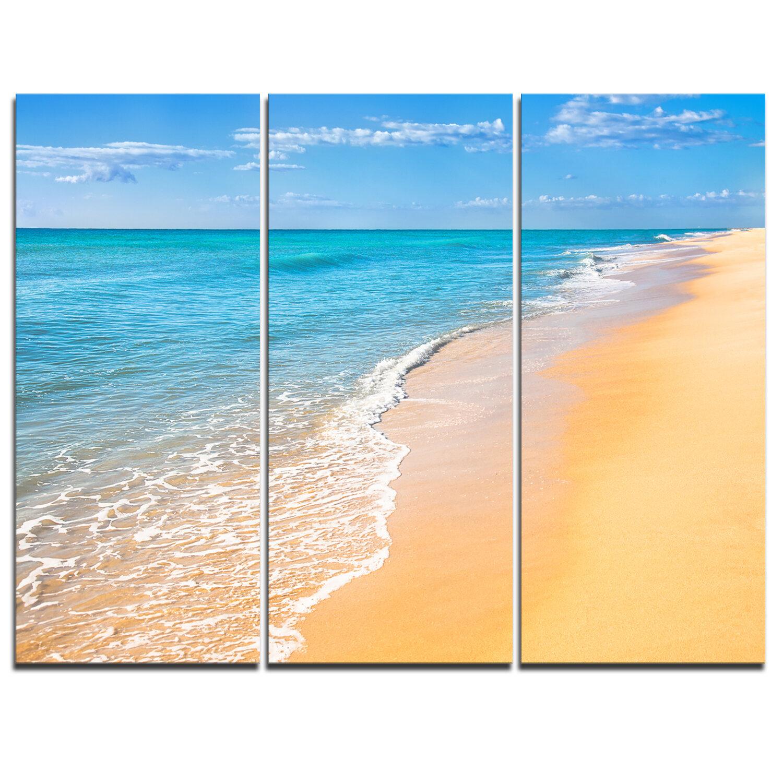3 Piece Tropical Wall Art You Ll Love In 2021 Wayfair