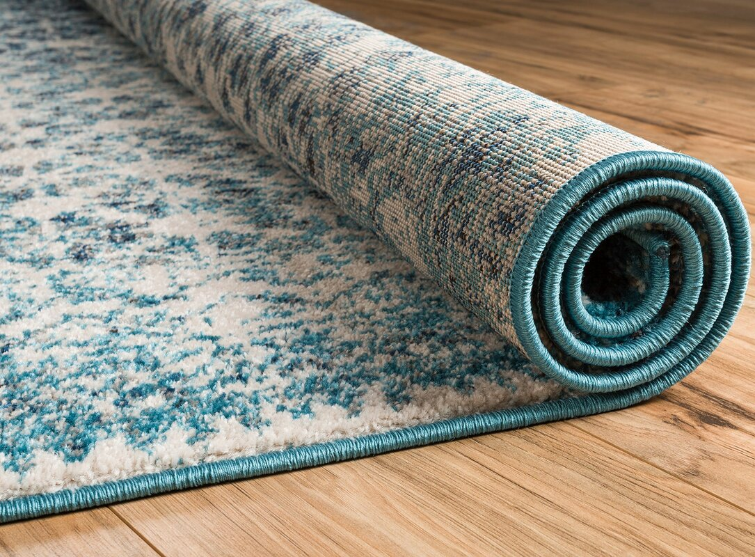 area today product rug inspired nuloom overstock shipping fancy vintage garden free x traditional home overdyed blue rugs