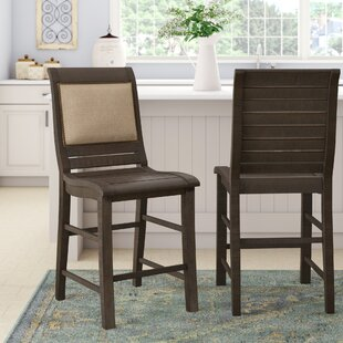 Sandhurst 2 Piece Wood Dining Chair Three Posts