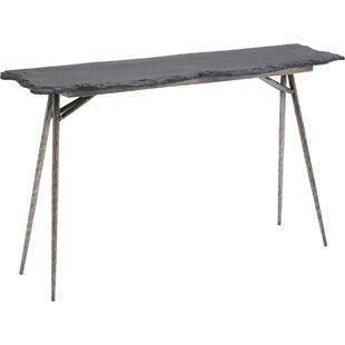 Pilla Stone Console Table By KARE Design