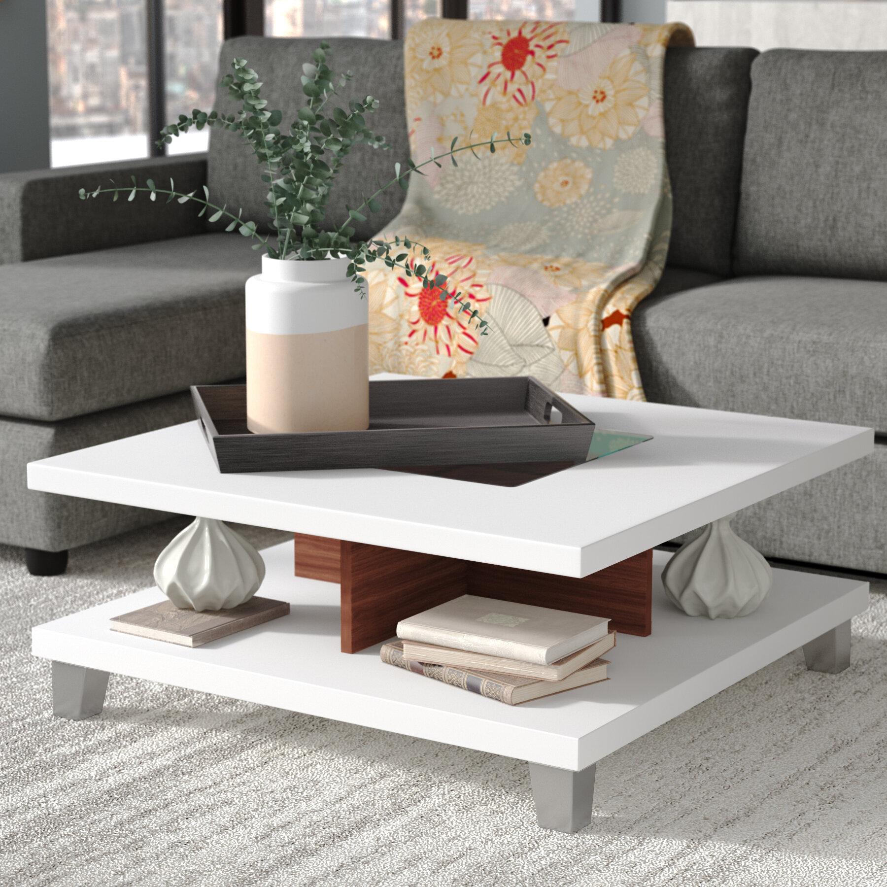 Exceptionnel Ivy Bronx Cuffie Coffee Table U0026 Reviews | Wayfair