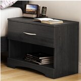 Mott 1 Drawer Nightstand by Andover Mills™