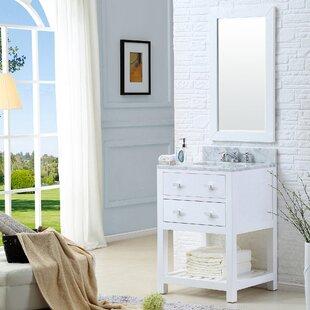 Berghoff 24 Single Bathroom Vanity Set ByAndover Mills