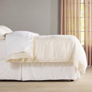 King Bed Skirt 12 Inch Drop  648aea65e