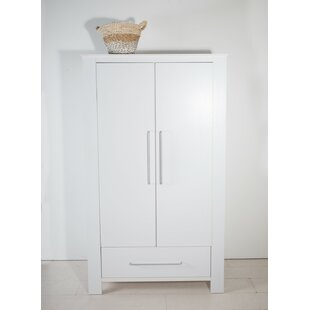 Fenton 2 Door Wardrobe By Harriet Bee