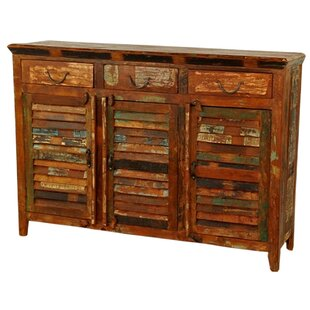 Lottie Distressed Sideboard by Loon Peak