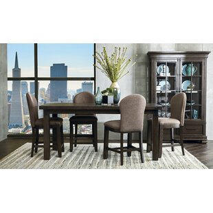 Albertville 5 Piece Pub Table Set by Canora Grey