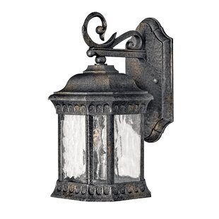 Price comparison Delit 2-Light Outdoor Wall Lantern By Astoria Grand