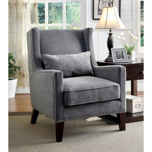 Aura Wingback Chair