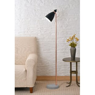 Shop for Cunningham 59 Floor Lamp By Ivy Bronx