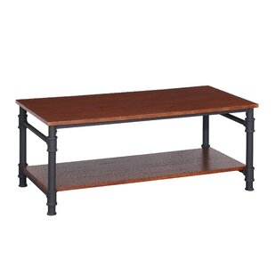 Bealeton Faux Wood Coffee Table