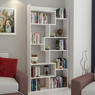 Canarsie Geometric Bookcase