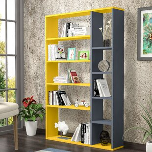Gorlest Bookcase By Ebern Designs