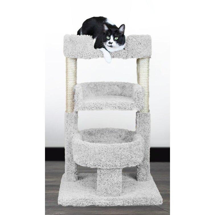 New Cat Condos 33 Cat Tree Reviews Wayfair