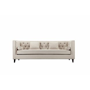 Isolde Chesterfield Sofa By House of Hampton