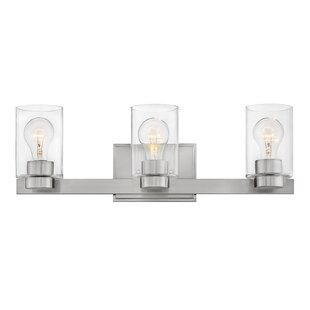 Hinkley Lighting Miley 3-Light LED Vanity Light