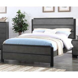 Hidalgo Panel Bed by Brayden Studio