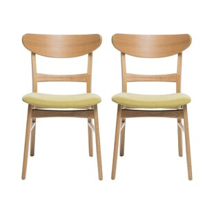 Green Mid Century Modern Kitchen Dining Chairs You Ll Love In 2020 Wayfair